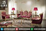 Furniture Jepara Sofa Ruang Tamu Klasik Mewah Terbaru Duco ST-0023