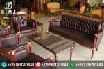 Mebel Jepara Murah Terbaru Set Kursi Tamu Minimalis Jati Mewah ST-0021