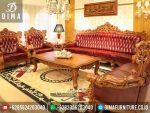 Mebel Ukir Jepara Set Kursi Sofa Tamu Jati Ganesa Jumbo Mewah ST-0028