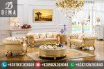 Set Kursi Sofa Tamu Mewah Klasik Duco Terbaru ST-0030