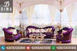 Set Kursi Sofa Tamu Mewah Klasik Terbaru Ukiran Jepara ST-0036