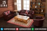 Set Kursi Tamu Sofa Bed Mewah Klasik Murah Terbaru ST-0041