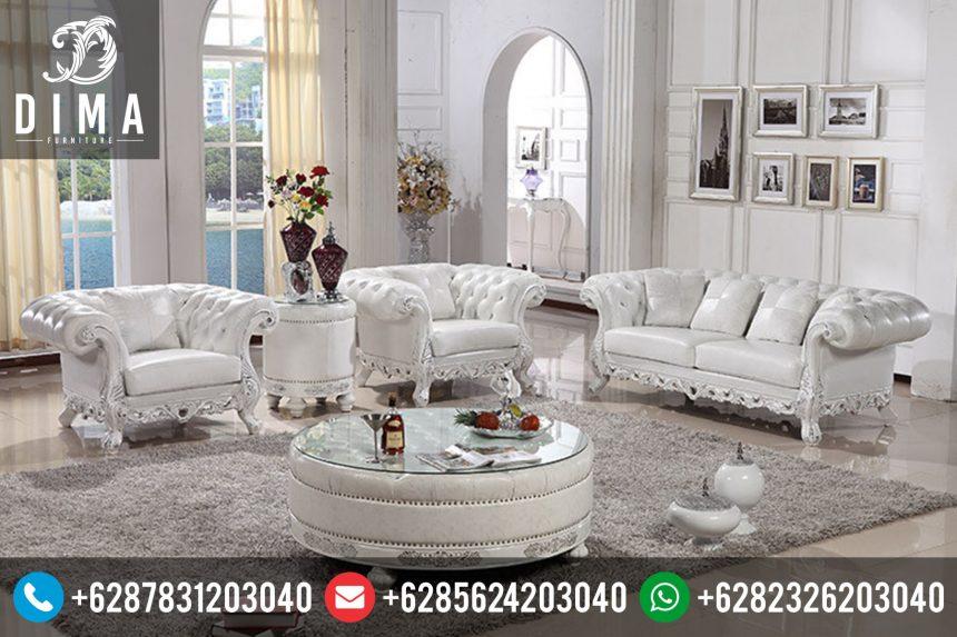 Set Sofa Kursi Tamu Mewah Ukiran Jepara Terbaru ST-0032