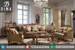 Kursi Ruang Tamu Jati Klasik Mewah Terbaru Murah ST-0109