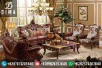 Mebel Murah Jepara Set Sofa Kursi Tamu Jati Mewah Terbaru ST-0056