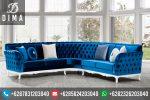 Mebel Jepara Terbaru Kursi Sofa Sudut L Minimalis Modern Terbaru ST-0136