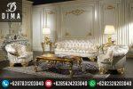 Sofa Tamu Klasik Eropa Mewah Terbaru Ukiran Jepara Harga Murah ST-0125