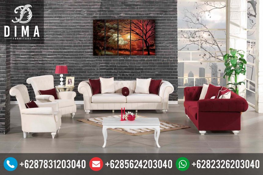 Sofa Tamu Minimalis Modern 2016 Full Cover Terbaru Murah ST-0133