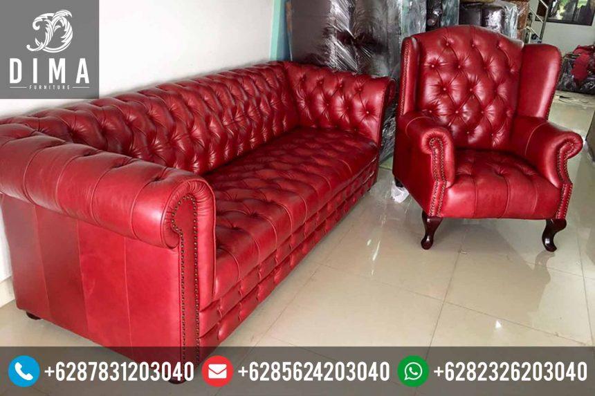 Kursi Sofa Minimalis Jepara Harga Murah Desain Klasik Terbaru ST-0155