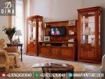 Living Room Set Bufet TV Lemari Hias Pajangan Minimalis Mewah Terbaru Jepara ST-0225