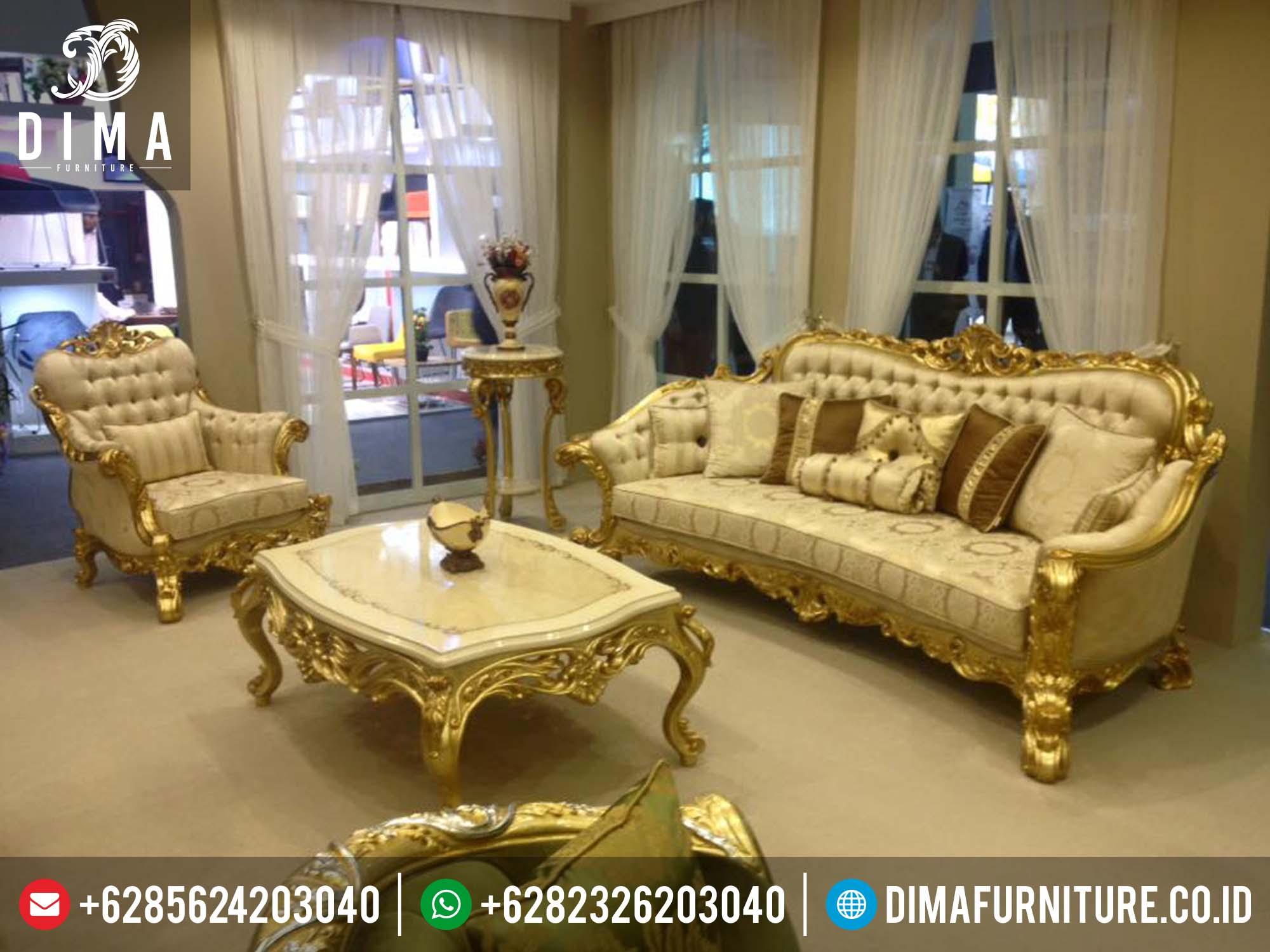 Mebel murah jepara set kursi sofa ruang tamu klasik mewah for Sofa klasik