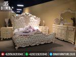 Set Kamar Tidur Mewah Klasik Ukiran Jepara Terbaru Best Seller ST-0236