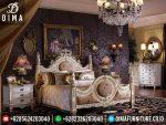 Tempat Tidur Mewah Terbaru, Kamar Set Mewah Classic Jepara, Dipan Mewah Ukiran Klasik ST-0215