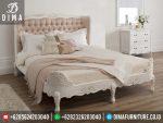 Tempat Tidur Minimalis Rococo, Dipan Rococo Minimalis, Kamar Set Minimalis Rococo ST-0202