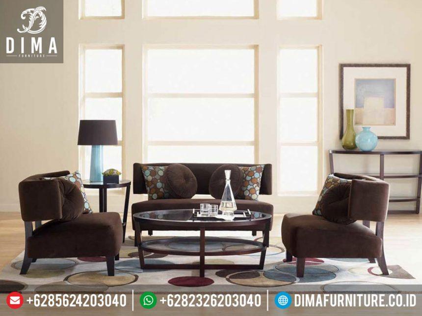 ST-0299 Set Kursi Sofa Tamu Minimalis Mewah