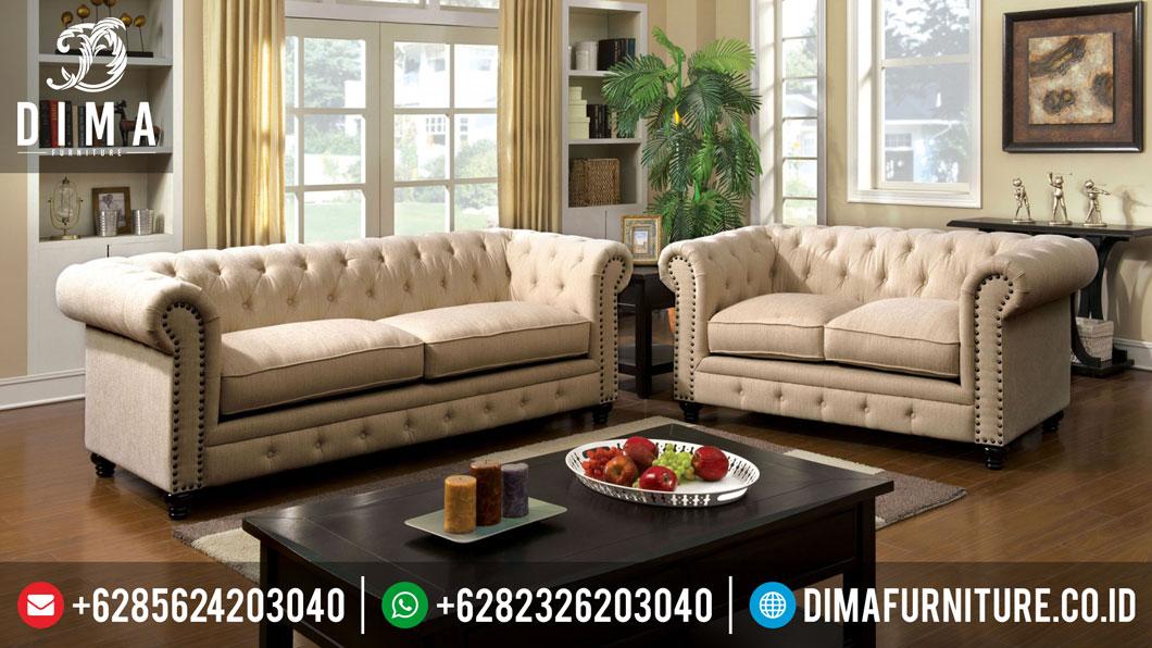 Set Sofa Kursi Ruang Tamu Minimalis Mewah Jepara Terbaru St 0307
