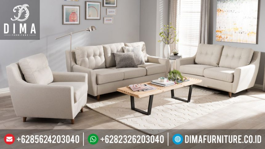 Set Sofa Kursi Ruang Tamu Modern Minimalis Mewah Terbaru ST-0319
