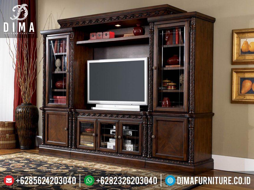 Bufet TV Minimalis Mewah Jepara, Lemari TV Minimalis, Buffet TV Jepara ST-0322
