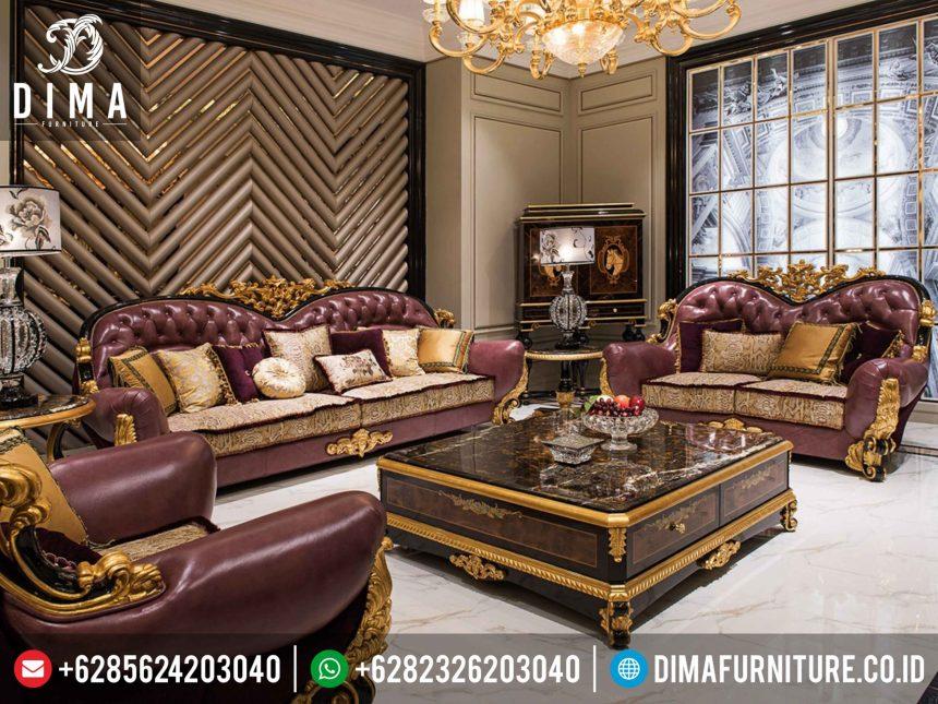 Sofa Kursi Ruang Tamu Mewah, Sofa Tamu Jepara, Sofa Tamu Terbaru Mewah ST-0332