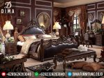 Tempat Tidur Mewah Terbaru, Kamar Set Jepara, Set Kamar Tidur Klasik ST-0328