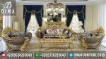 Jual Set Sofa Kursi Tamu Jepara Mewah Terbaru Brunello Mahoni Dan Jati ST-0354