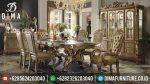 Meja Makan Mewah, Meja Makan Jepara, Set Meja Makan Terbaru ST-0364