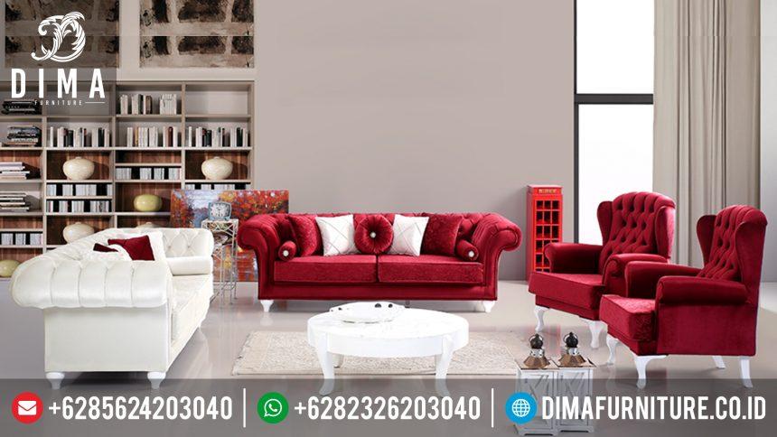 Sofa Kursi Tamu Minimalis, Set Kursi Tamu Mewah, Sofa Tamu Jepara Terbaru ST-0375