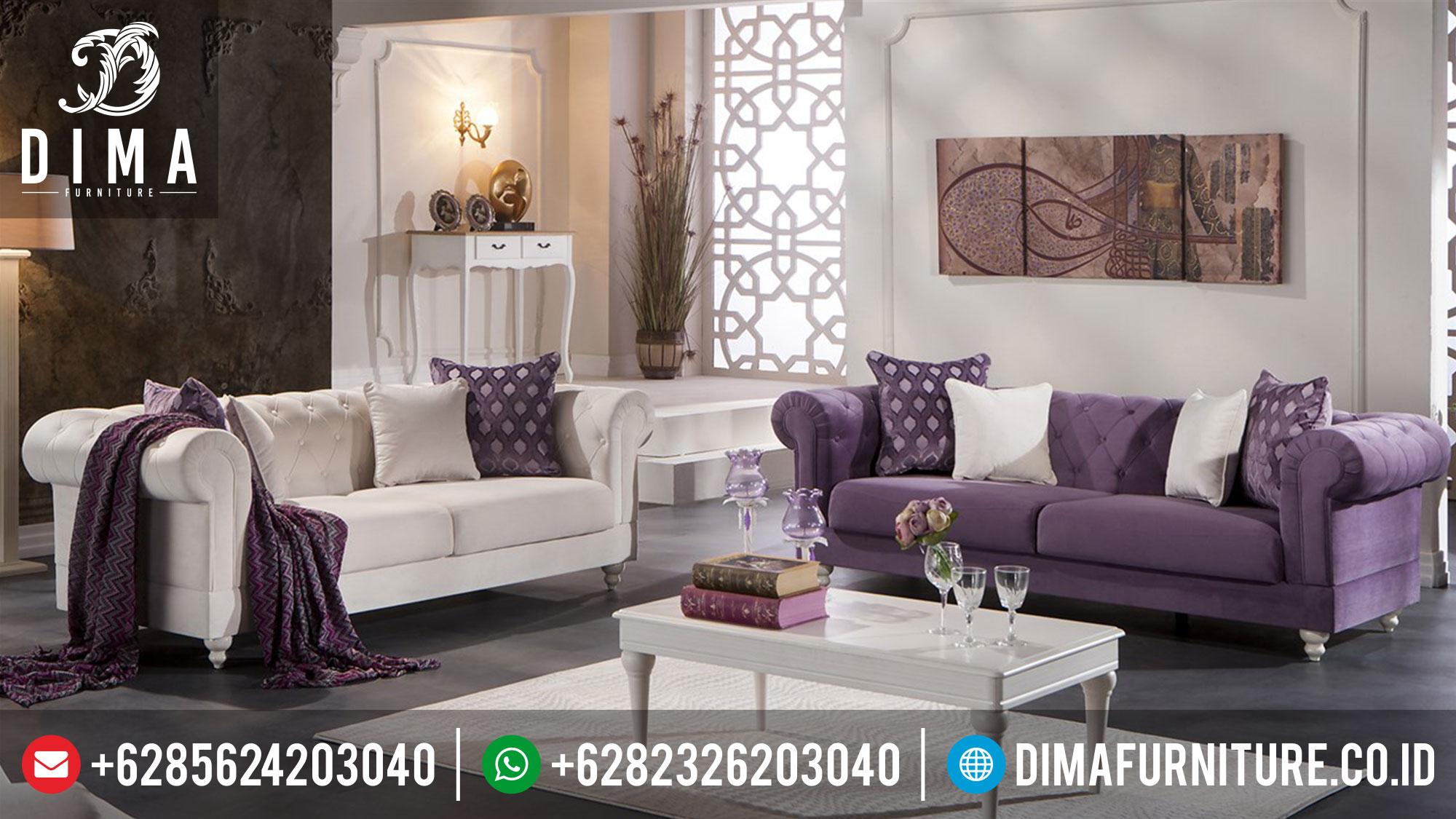 Sofa Minimalis Mewah, Sofa Tamu Modern Minimalis, Mebel Jepara Terbaru Murah ST-0379 Gambar 1