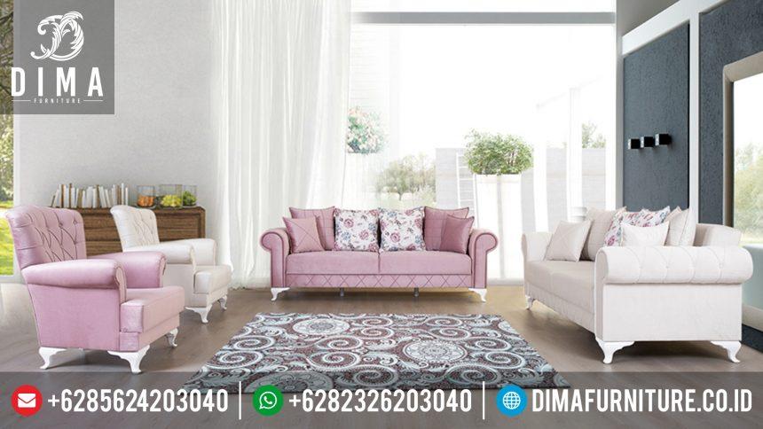 Sofa Minimalis Terbaru, Sofa Tamu Minimalis, Sofa Tamu Mewah Jepara ST-0374