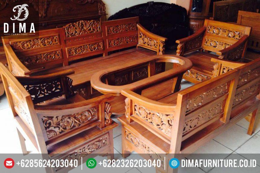 Sofa Tamu Jati Terbaru, Kursi Jati Minimalis, Sofa Tamu Jepara ST-0368