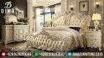 Tempat Tidur Mewah Klasik Terbaru Kamar Set Jepara Full Ukir ST-0348