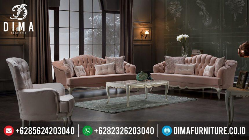 Sofa Tamu Jepara Mewah Minimalis Revita ST-0387