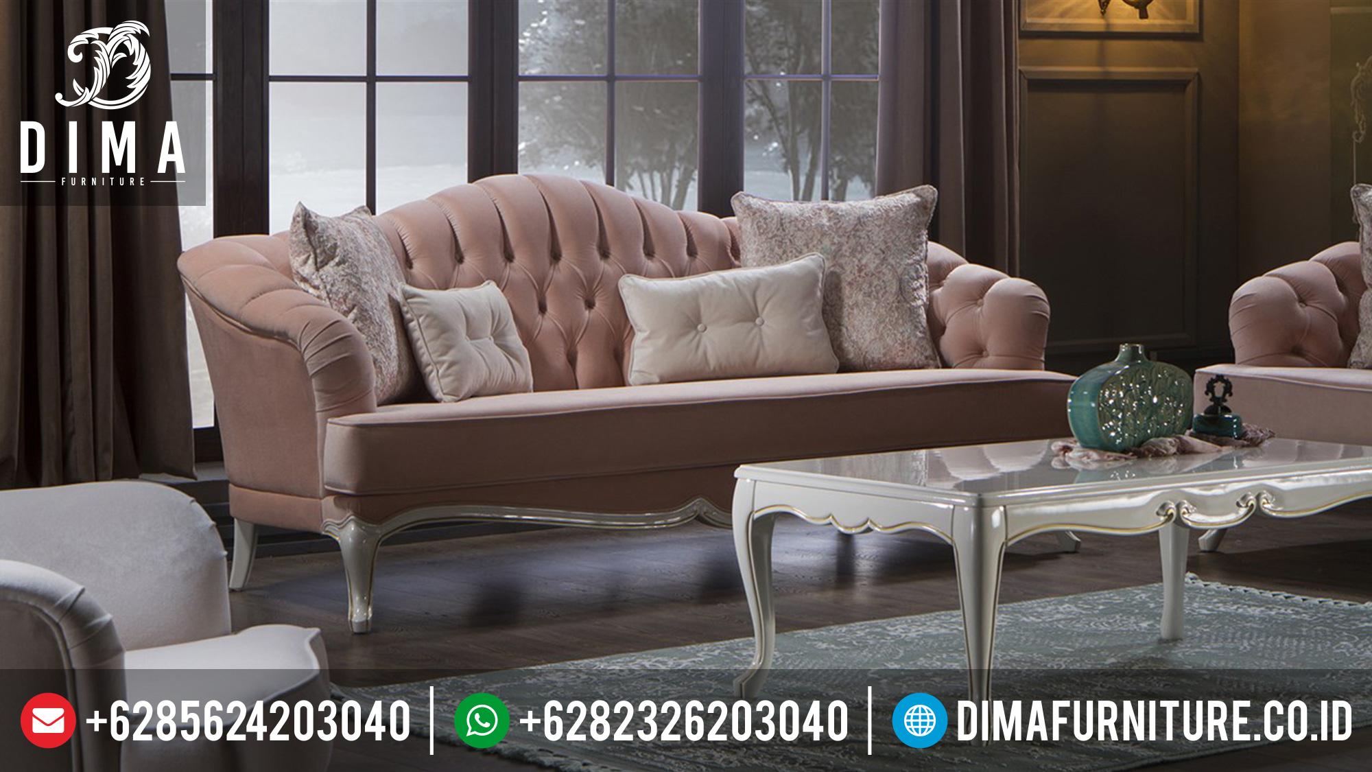 Sofa Tamu Jepara Mewah Minimalis Revita ST-0387 Gambar 1