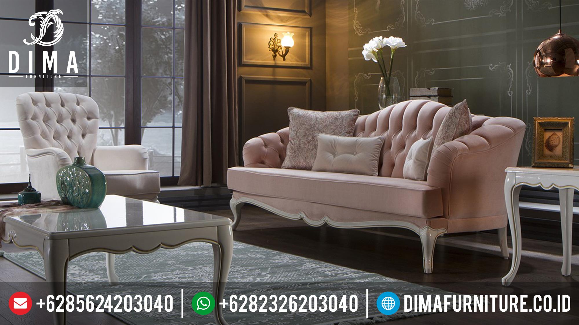 Sofa Tamu Jepara Mewah Minimalis Revita ST-0387 Gambar 2