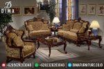 Kursi Sofa Tamu Jepara Terbaru Klasik Mewah Ukiran Jepara ST-0416