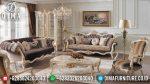 Set Sofa Tamu Jepara Mewah Ukiran Klasik Terbaru Luxury Agusto ST-0447