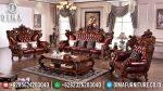 Kursi Tamu Ukiran Jati, Sofa Tamu Mewah Jepara, Sofa Ruang Tamu Mewah Klasik ST-0506