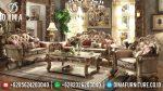 Mebel Murah Sofa Tamu Jepara Mewah Klasik Cat Duco Emas Terbaru ST-0515