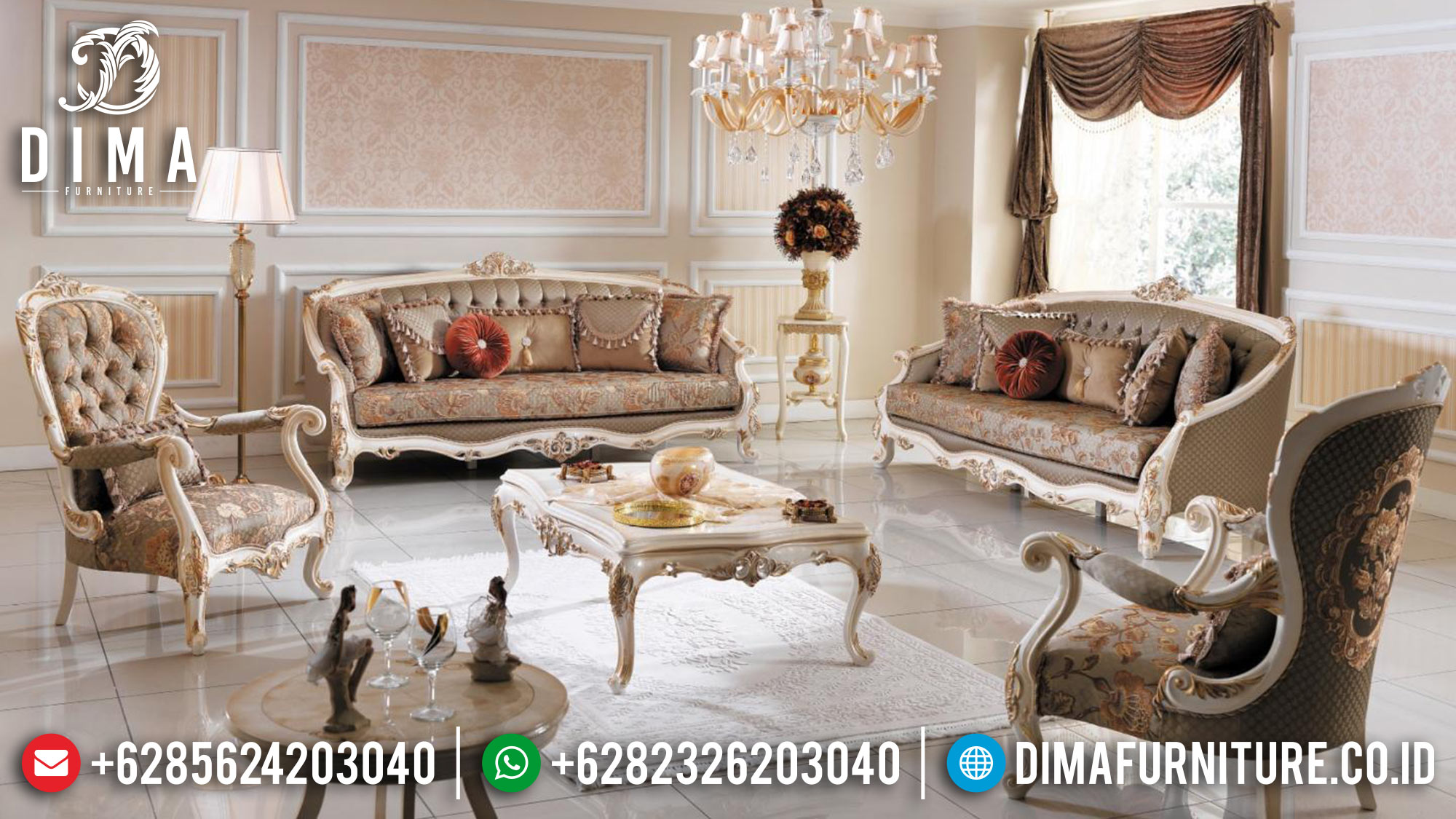 Sofa Tamu Mewah Terbaru Jepara 07 Dima Furniture Jepara