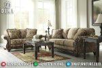 Mebel Murah Set Sofa Tamu Minimalis Jepara Terbaru Loenards ST-0540