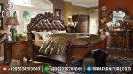 Set Kamar Tidur Mewah, Dipan Jati Jepara, Set Tempat Tidur Mewah Jepara ST-0550