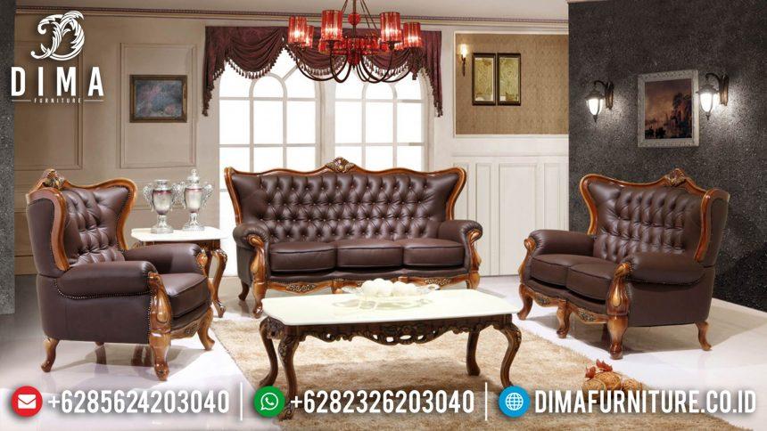Sofa Tamu Mewah Jepara, Sofa Ruang Tamu Mewah, Mebel Murah Jepara ST-0551