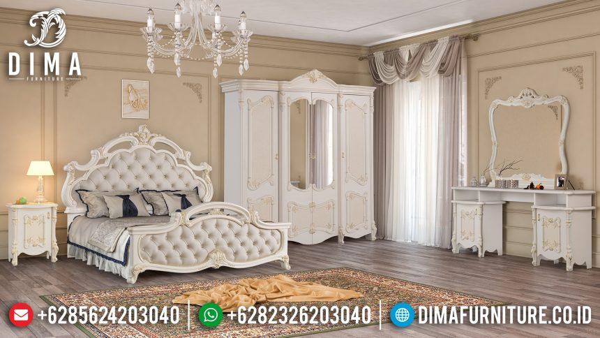 Kamar Set Mewah Jepara, Tempat Tidur Mewah, Dipan Jepara Murah ST-0569