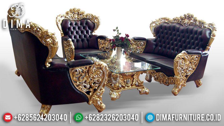 Set Sofa Tamu Mewah Jepara, Sofa Tamu Jepara, Kursi Tamu Mewah ST-0562