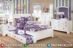 Set Kamar Tidur Minimalis, Tempat Tidur Anak Terbaru, Tempat Tidur Sorong ST-0578