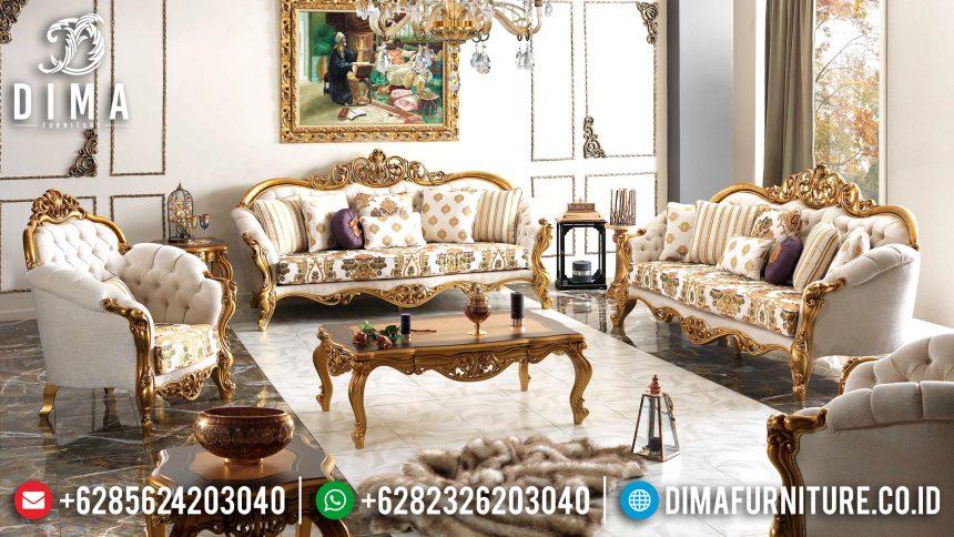 Sofa Tamu Jepara Mewah, Kursi Tamu Jepara Classic, Mebel Jepara Terbaru ST-0580