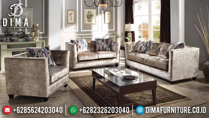 Sofa Tamu Minimalis Terbaru, Sofa Tamu Jepara, Kursi Murah Jepara ST-0587