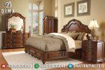 Tempat Tidur Mewah, Kamar Set Jepara, Dipan Jati Jepara Murah ST-0601