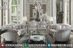 Jual Mebel Terbaru Sofa Tamu Jepara Mewah Classic Duco Ivory ST-0612