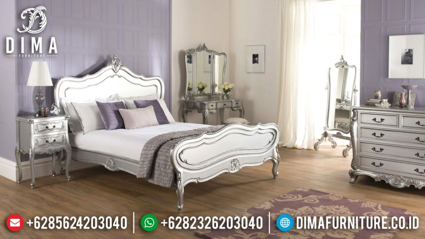 Jual Ranjang Murah, Tempat Tidur Jepara, Kamar Set Mewah Rochelle ST-0636